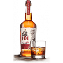 Wild Turkey - 8 years 101 Proof Kentucky Straight Bourbon Whiskey