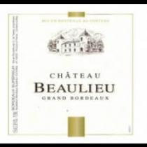 Bordeaux supérieur - Ch.Beaulieu Comtes de Tastes, 2016