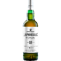 Laphroaig - 10 years Islay Single Malt Scotch Whisky