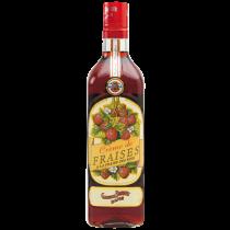 Boudier - Crème de Fraises de Bois