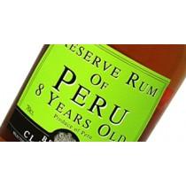 Bristol Spirits - 8 YO Rhum Reserve of Peru