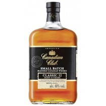 Canadian Club - 12 years Classic Canadian Whisky