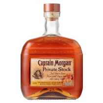 Captain Morgan - Private Stock Spiced Rum
