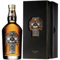 Chivas Regal - 25 years Blended Scotch Whisky