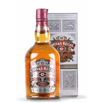 Chivas Regal - 12 years Blended Scotch Whisky