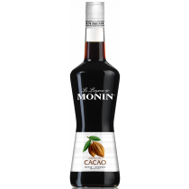 Monin - Cacao Braun Liqueur