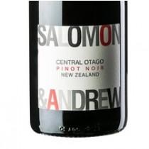 Salomon & Andrew - Pinot Noir Central Otago, 2015