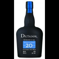 Dictador - 20 años Distillery Icon Reserve