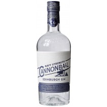 Edinburgh - Cannonball Navy Strength Gin