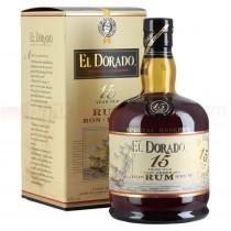 El Dorado - 15 years Special Reserve Rum