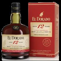 El Dorado - 12 years Rum