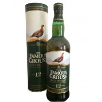 Famous Grouse - 12 years Vintage Malt Scotch Whisky