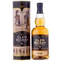 Glen Moray - 16 years Speyside Single Malt Scotch Whisky