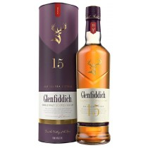 Glenfiddich - 15 years Solera Reserve Speyside Single Malt Scotch Whisky