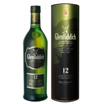 Glenfiddich - 12 years Speyside Single Malt Scotch Whisky