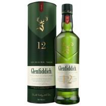 Glenfiddich - 12 years Speyside Single Malt Scotch Whisky