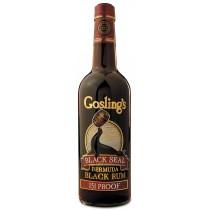Gosling - Black Seal 151 Overproof Rum
