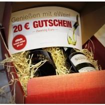 Geschenkbox Kürbiskernöl & Balsamico