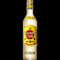 Havana Club - Añejo 3 años Rum