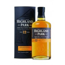 Highland Park - 12 years Orkney Island Single Malt