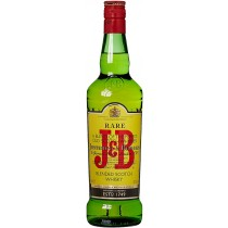 J&B - Rare Blended Scotch Whisky