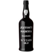 Justino's Madeira - 10 years old Malvasia