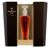 The Macallan - Number 6 in Lalique Decanter 43,0% 0,7 l