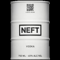 Neft - White Barrel Vodka