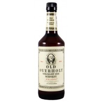 Old Overholt - Straight Rye Whiskey