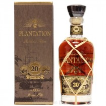 Plantation - Barbados Extra Old 20th Anniversary Rum