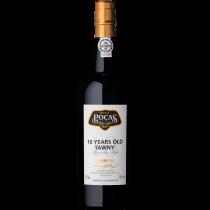 Poças - 10 years old Tawny Port Halbflasche