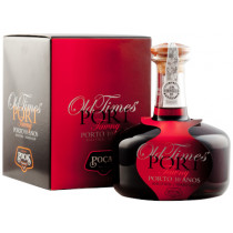 Poças - 10 years old Tawny Port Decanter