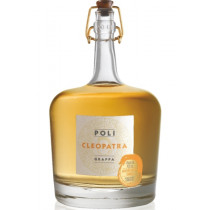 Poli - Grappa Cleopatra Moscato Oro