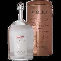 Poli - Grappa Sarpa Großflasche