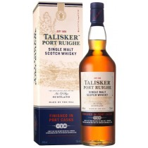 Talisker - Port Ruighe Isle of Skye Single Malt Scotch Whisky im Geschenkkarton