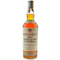 The Macallan - Pure Highland Malt Scotch Whisky, 1952
