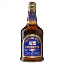 PUS -S -ER'S - Navy Rum Blue Label