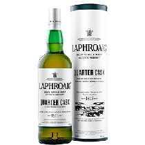 Laphroaig - Quarter Cask Islay Single Malt Scotch Whisky