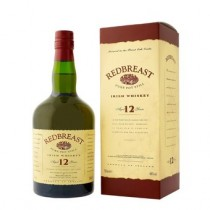 Redbreast - 12 years Irish Single Pot Still Whiskey