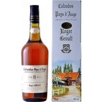 Roger Groult - Calvados 8 Ans d'Age 41% 1,5 l