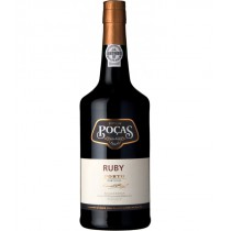 Poças Ruby Port 19° -