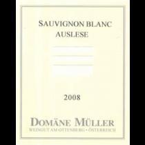 Domäne Müller - Sauvignon Blanc Auslese Grassnitzberg, 2008
