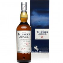 Talisker - Rarität 25 years  Isle of Skye Single Malt Scotch Whisky
