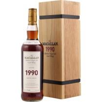 The Macallan - Fine & Rare 58,2%, 1990