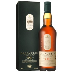 Lagavulin - 16 years Islay Single Malt Scotch Whisky