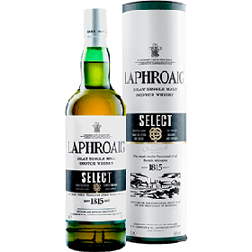 Laphroaig - Select Islay Single Malt Scotch Whisky