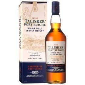 Talisker - Port Ruighe Isle of Skye Single Malt Scotch Whisky