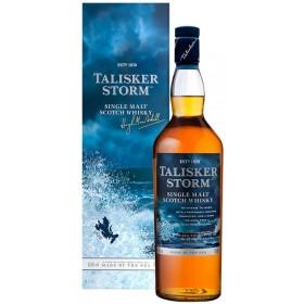 Talisker - Storm Isle of Skye Single Malt Scotch Whisky