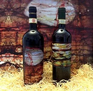 Kunst-Weinpaket