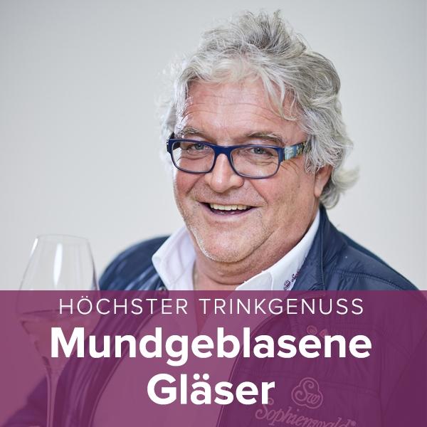 Sophienwald Gläser